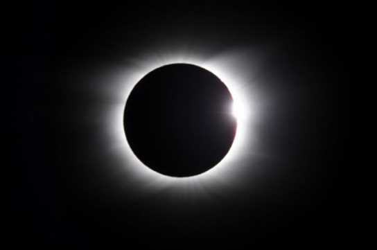 The eclipse will take place on Friday morning