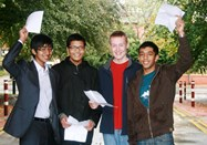 All these boys received 10 A*s