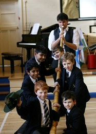 Travelling by Tuba at Bolton School