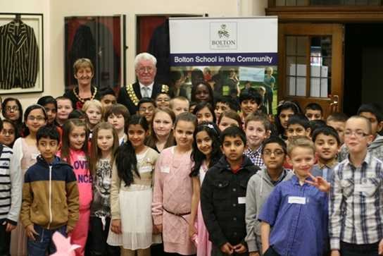 Forty five Year 5 children took part in this year's SHINE: Serious Fun on Saturdays programme