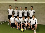 Bolton School Year 10 Volleyball players