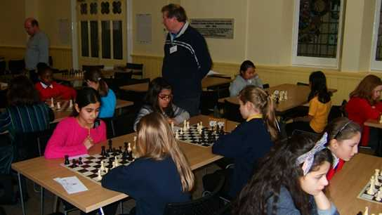 National Schools Chess Northern Semi Final