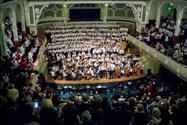 Bolton School Joint Concert at Victoria Hall