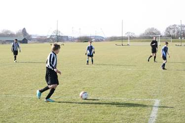 Bolton met local team Bury Grammar School in the semi-final