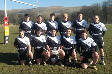 Bolton School Senior Rugby Team