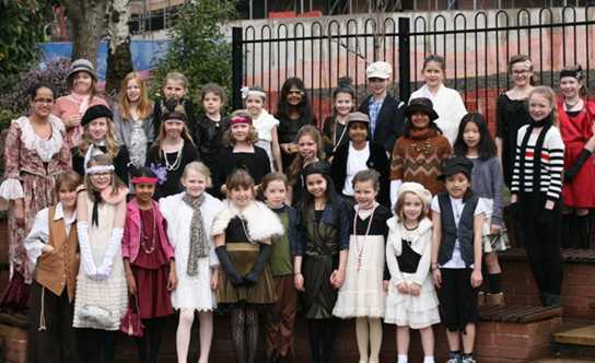 Hesketh House World Book Day 2013