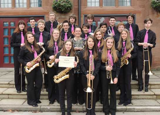 Bolton School Jazz Band Great North Big Band Festival