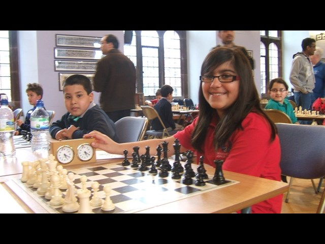 English Primary Schools Chess Association Comes To Bolton School