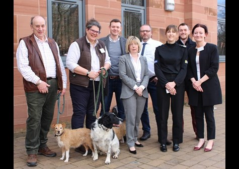 The Careers Carousel guests