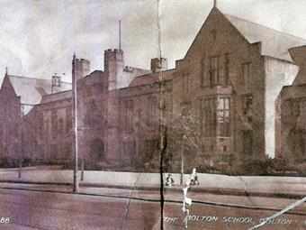 1930s Images of Bolton School