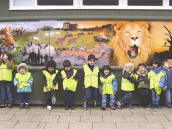 Trip to Safari Park