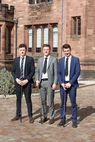 The Bolton School Golf Team will compete in the national ISGA final