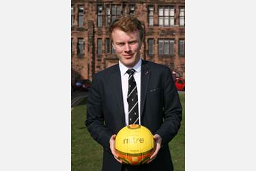 Luke Eccles will join up with the England ISFA team and tour Europe over Easter