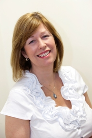 Head of Bolton Infants School, Mrs Hilary Crawforth