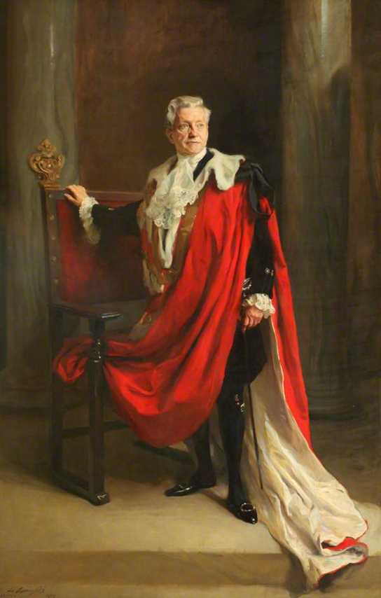 Lord Leverhulme is one of many profiled in the Inspiring Minds project