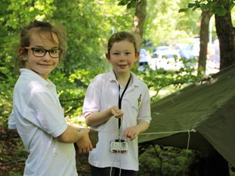 Year 3 Outdoor Learning Day 2015