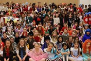 Pupils embrace World Book Day