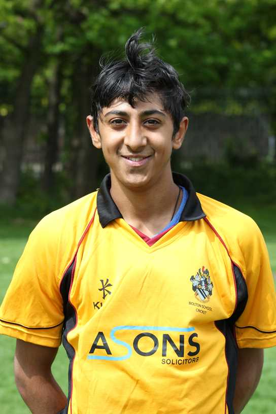 It was a busy August for Haseeb Hameed, picking up his A level results from Bolton School, captaining England U19s and making his debut for Lancashire