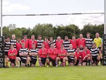 The Old Boys' Rugby Team