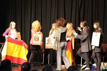 French, German and Spanish teachers clash in the MFL department