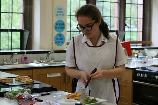 The Bolton School Bake Off is always a popular event