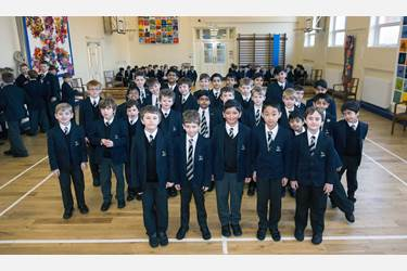 Boys from the U9 and U11 chess teams dominated the EPSCA qualifying round at Bolton School