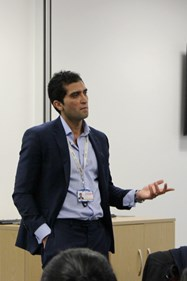 Bilal Barkatali talks about the medical career path from his perspective as a Consultant Orthopaedic Surgeon