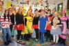 Even the teachers were dressed as their favourite characters