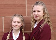 The Grainger sisters are both set to compete on Friday in the final round at the Liverpool Hangar