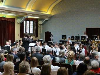 Intermediate Concert Band (1)