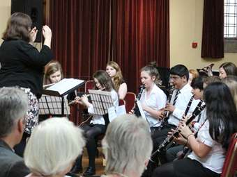 Intermediate Concert Band (2)