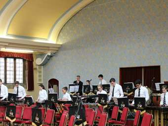 Tuned Percussion Ensemble