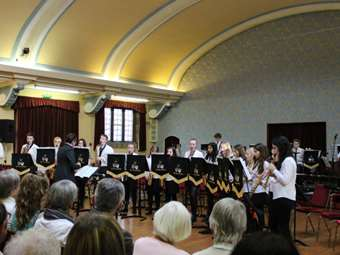 Saxophone Choir (1)