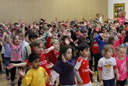 Dancing for Sport Relief