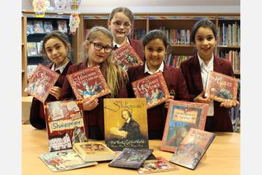 Pupils enjoyed studying the work of the Bard in Shakespeare Week