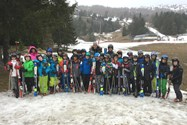 The Ski Trip group