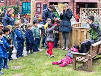 Games at Forest School