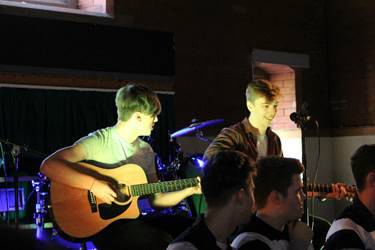 This year's Battle of the Bands showcased a range of styles and great songwriting talent