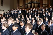 The Massed Voices of the Junior Boys