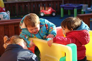Apprentices make a huge contribution at the Nursery