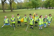 Little litter pickers