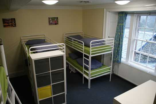 The accommodation wing has recently enjoyed a full refurbishment