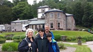 The recent renovations to Patterdale Hall were visible to the Open Day attendees