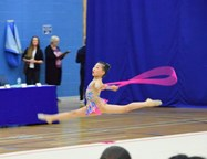 Dinburgh performing at the competition