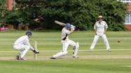 The Bolton lower order batters held out for a spirited draw