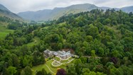 Patterdale Hall - drone image by Beyond Imagination Photography