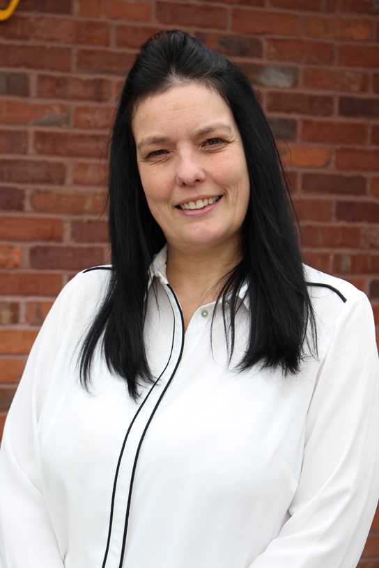 Miss Joanne Hewitt is relishing her new role as Manager of Bolton School Nursery