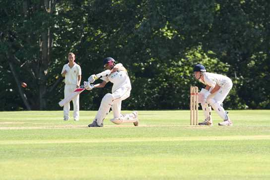 Haseeb played an integral part in the School winning the U15 national T20 cricket trophy