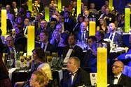 The MEN Business Awards Evening was attended by 350 of Manchester
