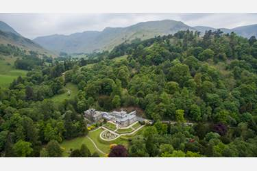 The Hall is idyllically located in the heart of The Lake District